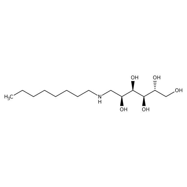 Alfa Aesar™N-n-Octyl-D-glucamine, 98%