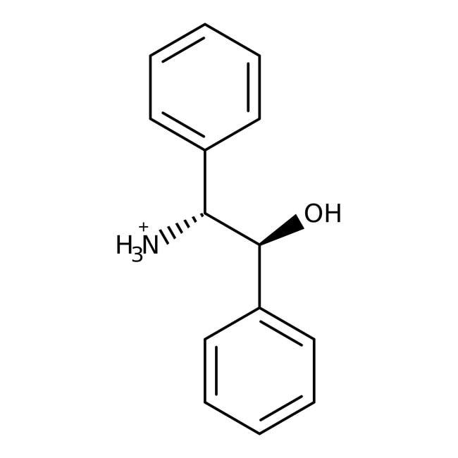 (1S,2R)-2-Amino-1,2-diphenylethanol, 98%, ACROS Organics™
