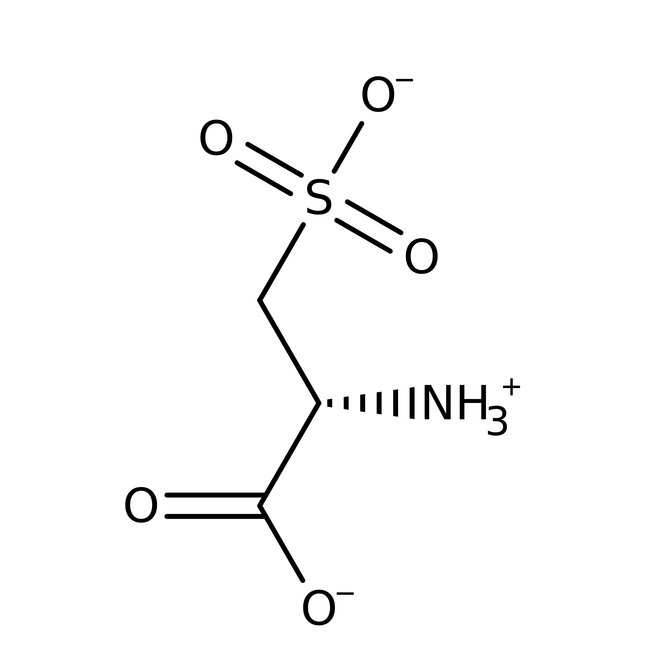L-Cysteic acid monohydrate, 99%, Acros Organics™  L-Cysteic acid monohydrate, 99%, Acros Organics™