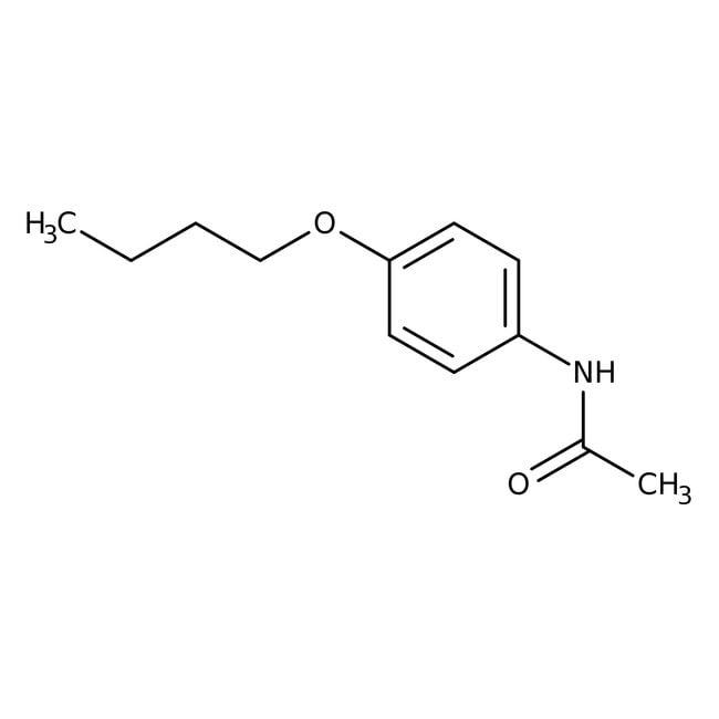 4-Butoxyacetanilide, 97%, ACROS Organics™