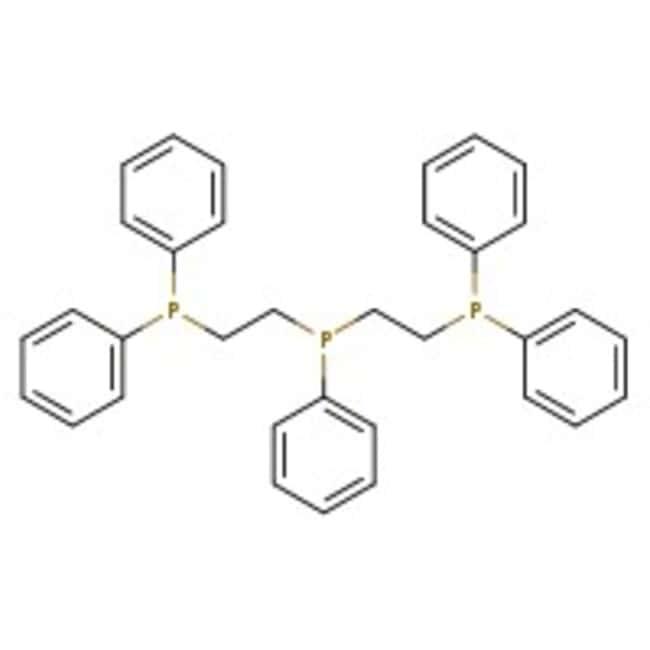 Bis(2-diphenylphosphinoethyl)phenylphosphine, 97%, ACROS Organics™ 1g; Glass bottle prodotti trovati