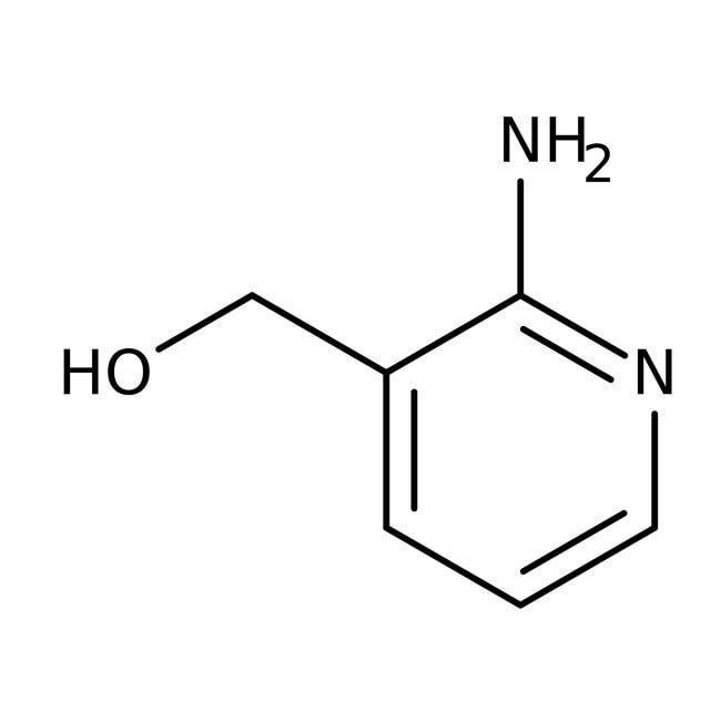 Alfa Aesar™2-amino-3-piridinemetanol, 98% 5g Alfa Aesar™2-amino-3-piridinemetanol, 98%