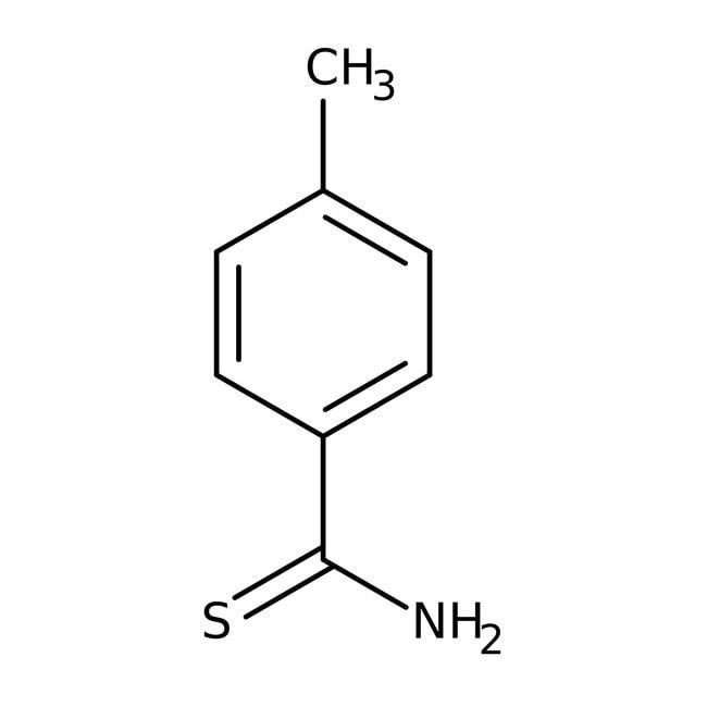 4-Methylthiobenzamide, 97%, Acros Organics