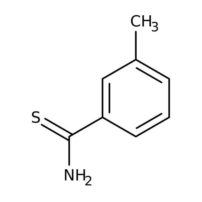3-methylthiobenzamide, 98%, Acros Organics
