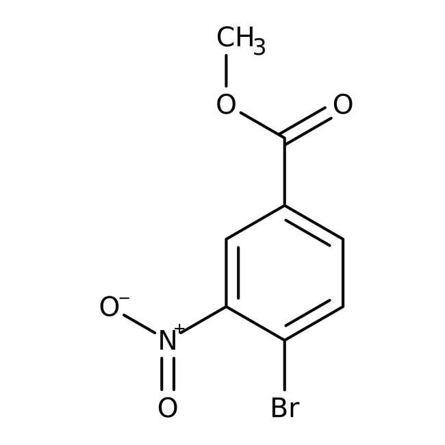 Methyl 4-Bromo-3-nitrobenzoate 98.0 %, TCI America