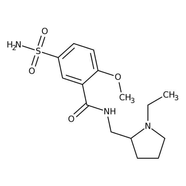 (S)-(-)-Sulpiride 98.0+%, TCI America™