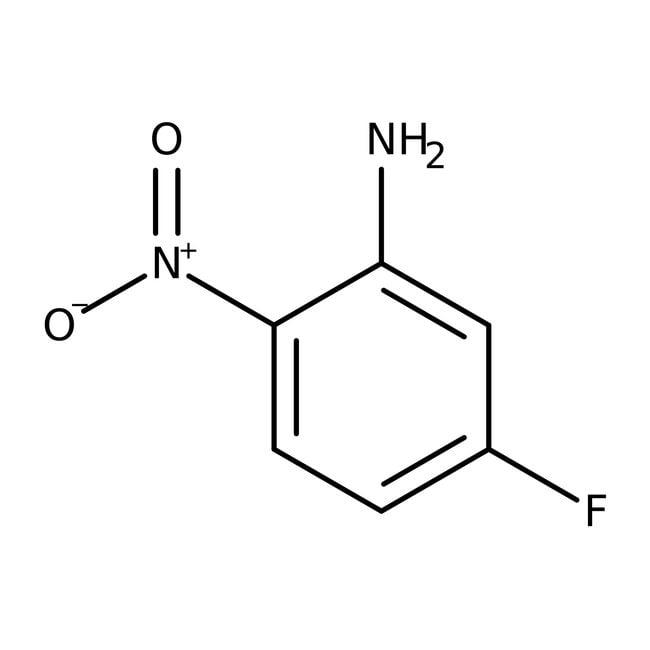 Alfa Aesar™5-Fluor-2-Nitroanilin, 97% 100g Produkte