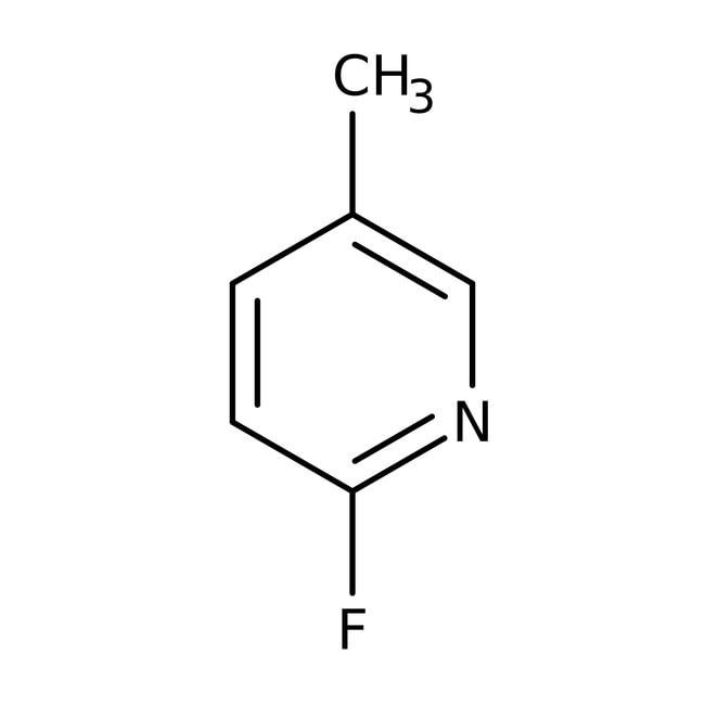 2-Fluoro-5-methylpyridine, 97%, ACROS Organics