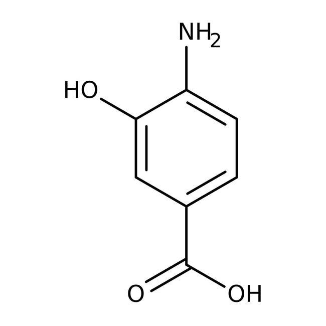 4-Amino-3-hydroxybenzoic acid, 98%, ACROS Organics