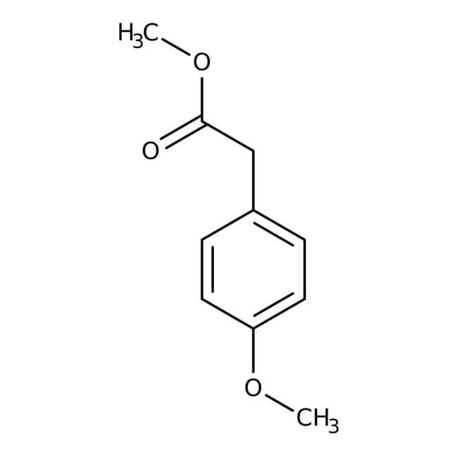 Alfa Aesar  Methyl 4-methoxyphenylacetate, 97+%
