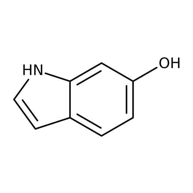 Alfa Aesar™6-Hydroxyindole, 98%