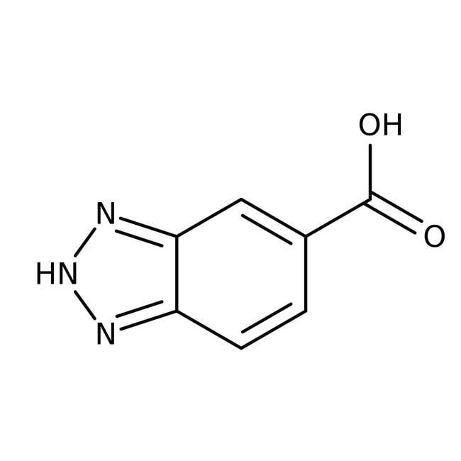 5-Benzotriazolecarboxylic Acid 96.0+%, TCI America™