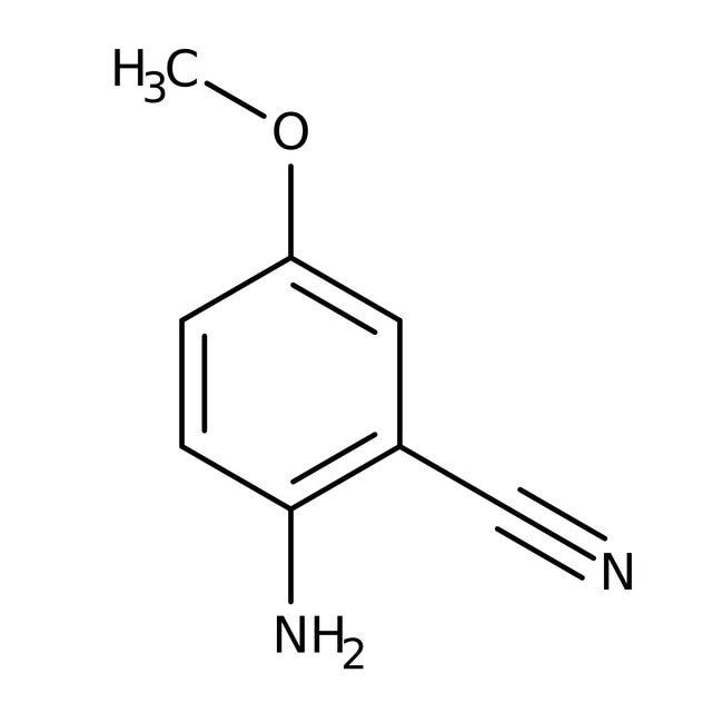2-Amino-5-methoxybenzonitrile, 95%, ACROS Organics™