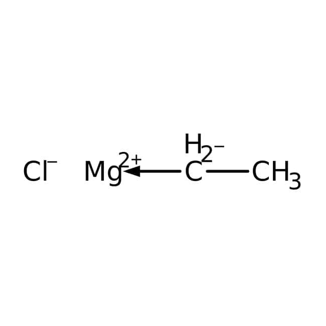 Ethylmagnesium chloride, 2.7M (25 wt.%) solution in THF, AcroSeal™, ACROS Organics™