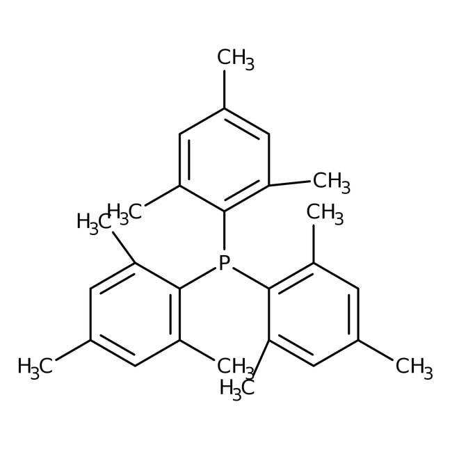 Alfa Aesar™Trimesitylphosphine, 98% 5g Alfa Aesar™Trimesitylphosphine, 98%