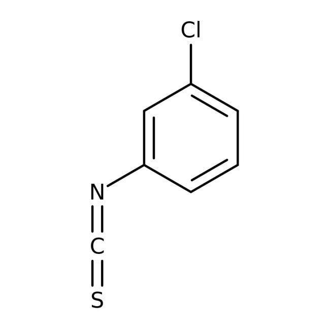 3-chlorophenylisothiocyanate, 98%, ACROS Organics™