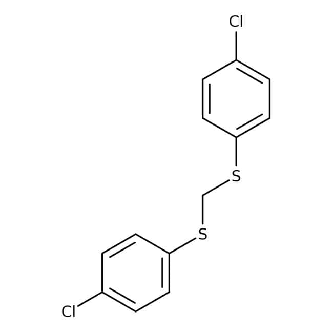 Alfa Aesar  Bis(4-chlorophenylthio)methane, 99%