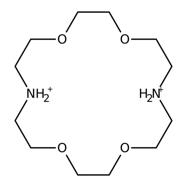 Diaza-18-crown-6, 98%, ACROS Organics™ 2.5g Diaza-18-crown-6, 98%, ACROS Organics™