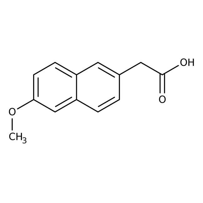 Alfa Aesar™6-Methoxy-2-naphthylacetic acid, 99%