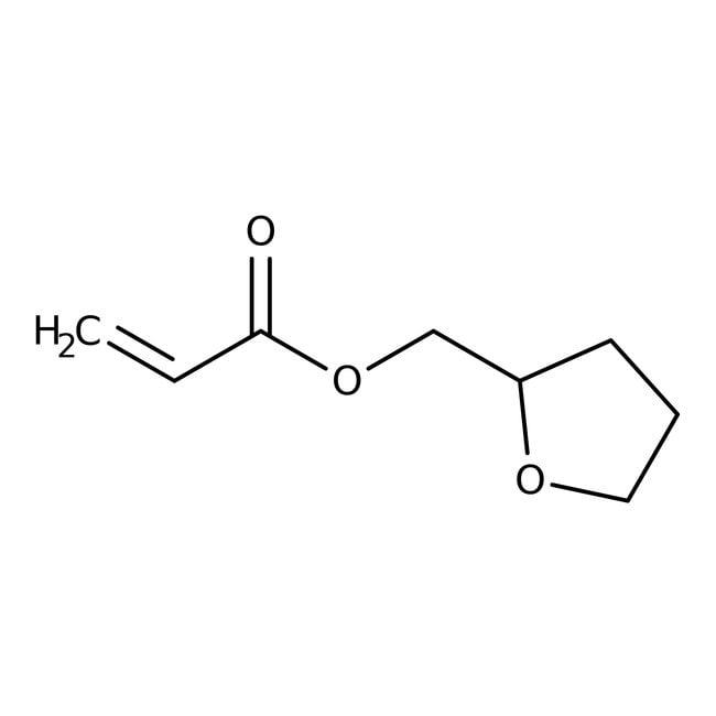 Alfa Aesar™Tetrahydrofurfuryl acrylate, tech. 90%, stab. with 500ppm hydroquinone