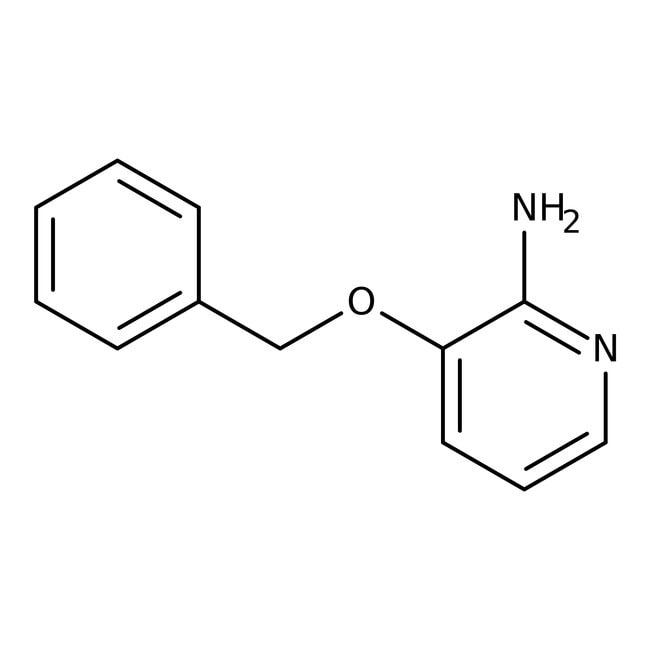 Alfa Aesar™2-Amino-3-benciloxipiridina, +98% 5g Alfa Aesar™2-Amino-3-benciloxipiridina, +98%