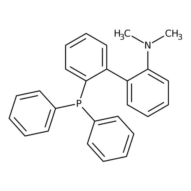 2-Diphenylphosphino-2'-(n,n-dimethylamino)biphenyl, 97%, ACROS Organics