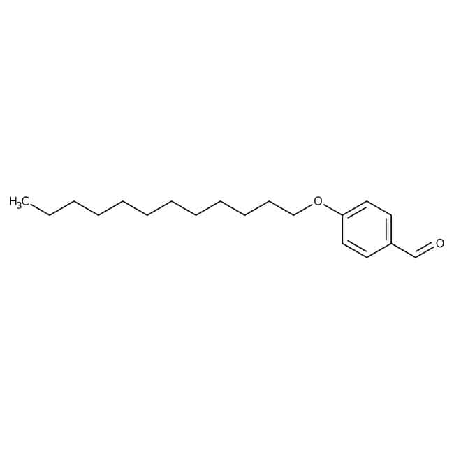 Alfa Aesar™4-n-Dodecyloxybenzaldéhyde, 98% 5g Alfa Aesar™4-n-Dodecyloxybenzaldéhyde, 98%