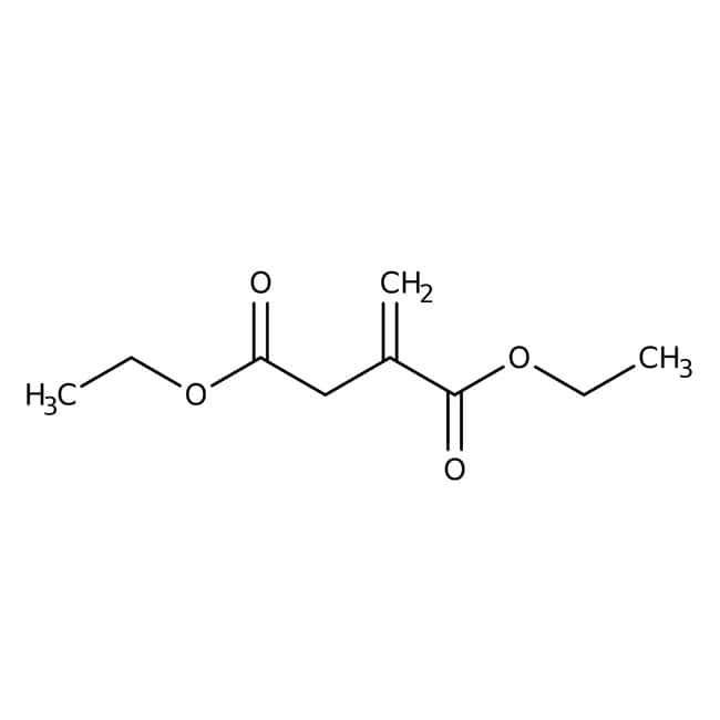 Diethyl Itaconate (stabilized with TBC) 98.0+%, TCI America™