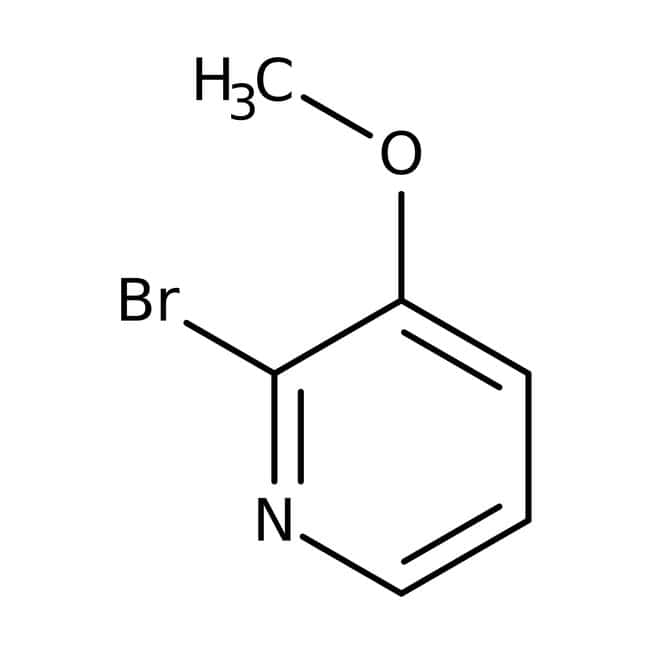 2-Bromo-3-methoxypyridine, 97%, ACROS Organics