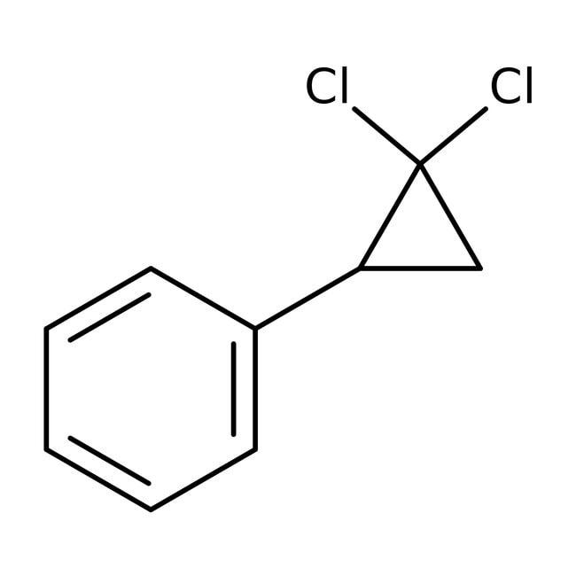 (2,2-Dichlorocyclopropyl)benzene, 97%, Acros Organics