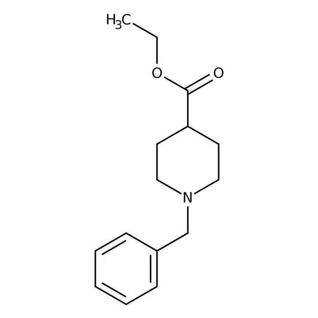 Alfa Aesar™Ethyl 1-benzylpiperidine-4-carboxylate, 97+% 1g Alfa Aesar™Ethyl 1-benzylpiperidine-4-carboxylate, 97+%