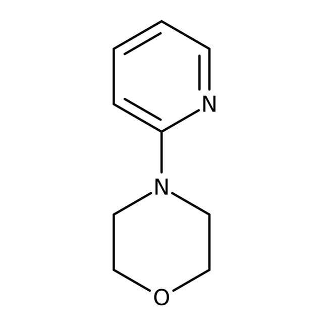 Alfa Aesar™2-(4-Morpholinyl)pyridin, 96% 5g Alfa Aesar™2-(4-Morpholinyl)pyridin, 96%