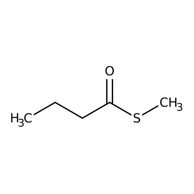 Alfa Aesar  S-Methyl thiobutyrate, 98%