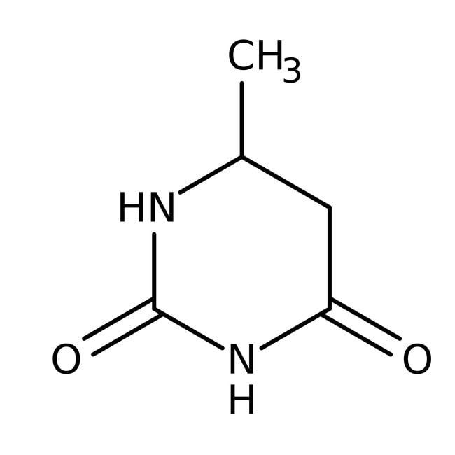 Alfa Aesar™5,6-Dihydro-6-Methyluracil, 99%: Carboxylic acid imides Carboxylic acid derivatives
