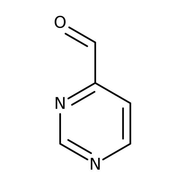 4-Pyrimidinecarboxaldehyde, 95%, ACROS Organics™