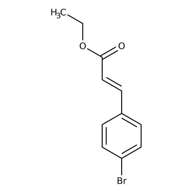 Ethyl trans-4-bromocinnamate, 98%, ACROS Organics