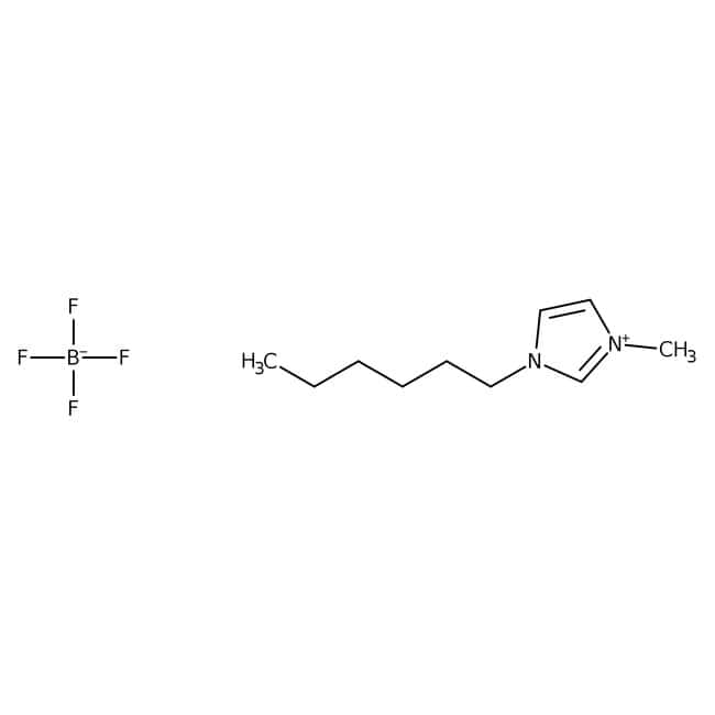 1-Hexyl-3-methylimidazolium Tetrafluoroborate 97.0+%, TCI America™