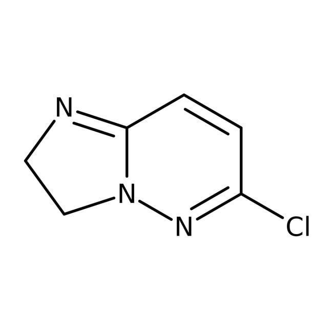 6-Chloro-2,3-dihydroimidazo[1,2-b]pyridazine, 98%, Alfa Aesar™ 1g 6-Chloro-2,3-dihydroimidazo[1,2-b]pyridazine, 98%, Alfa Aesar™