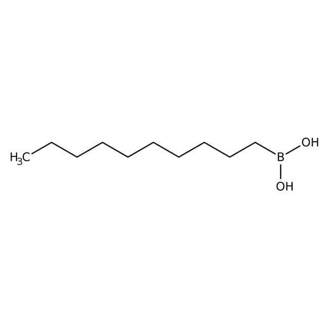 Alfa Aesar™Acide1-décylboronique, 98% 1g Alfa Aesar™Acide1-décylboronique, 98%