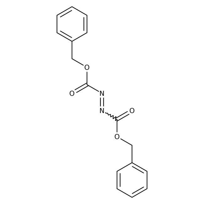 Dibenzyl azodicarboxylate, 94%, ACROS Organics™