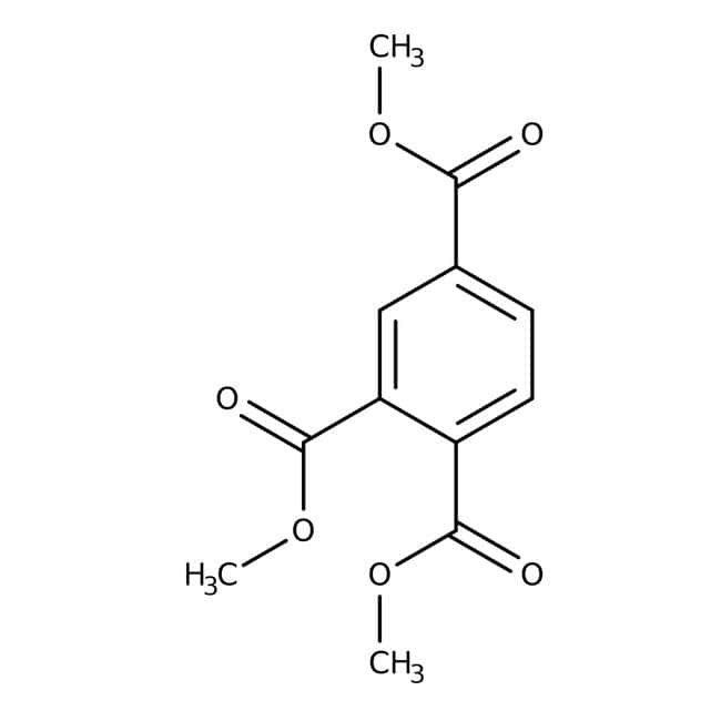 Trimethyl 1,2,4-benzenetricarboxylate, 98%, ACROS Organics