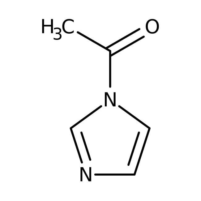 1-Acetylimidazole, 98%, ACROS Organics™ 100g; Glass bottle 1-Acetylimidazole, 98%, ACROS Organics™