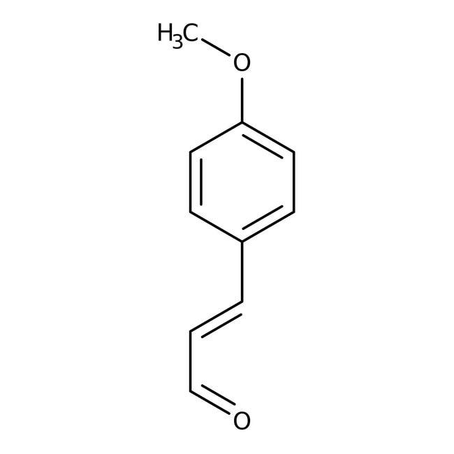 trans-4-Methoxycinnamaldehyde, 98%, ACROS Organics