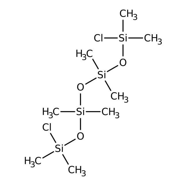 1,7-Dichloro-1,1,3,3,5,5,7,7-octamethyltetrasiloxane 97.0+%, TCI America™