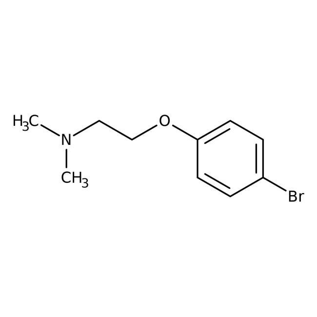 Alfa Aesar™2-(4-Bromophenoxy)-N,N-dimethylethylamine, 97%