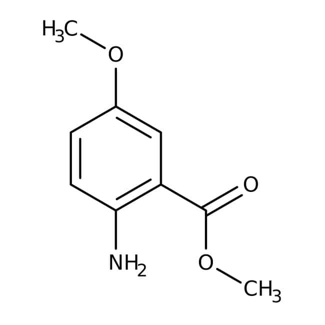 Alfa Aesar™ Methyl 2-amino-5-methoxybenzoate, 96%