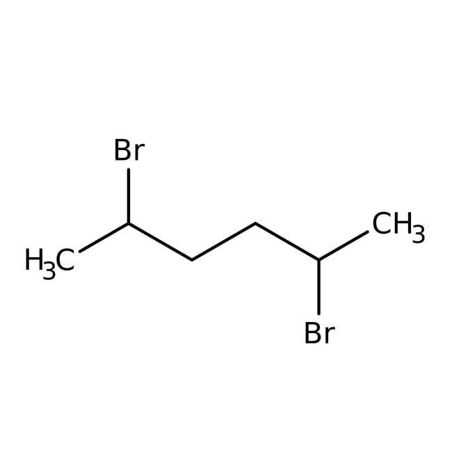 2,5-Dibromohexane 97%, mixture of diastereomers, ACROS Organics