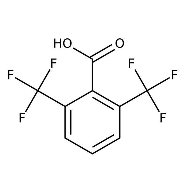 2,6-Bis(trifluoromethyl)benzoic acid, 98%, ACROS Organics