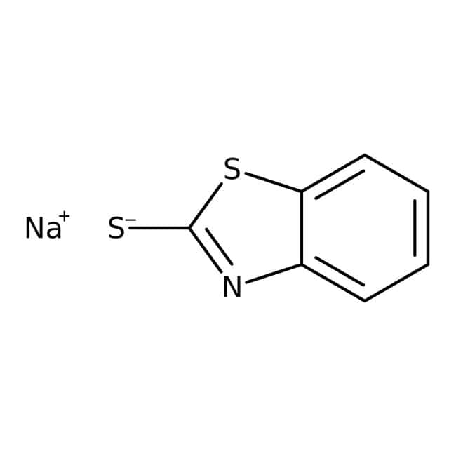Sodium 2-Mercaptobenzothiazole 97.0+%, TCI America™