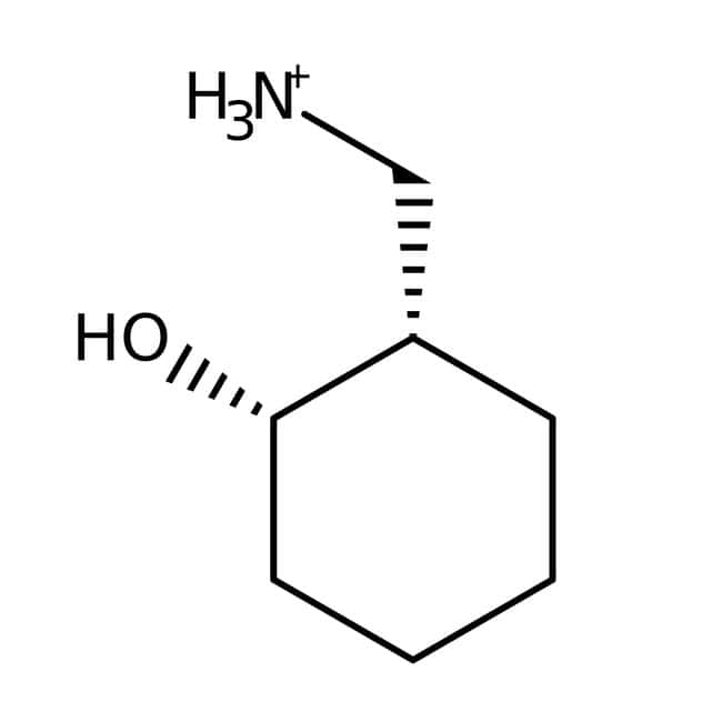 cis-2-Aminomethyl-1-cyclohexanol hydrochloride, 99%, ACROS Organics™